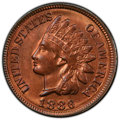 1886 1C Type Two MS65 Red and Brown PCGS. PCGS Population: (40/3 and 1/0+). NGC Census: (39/2 and 0/1+). CDN: $1,450 Whs...