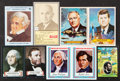Non-Sport Cards:Lots, 1970'S-1990'S U.S. Presidents Card Collection (411). ...