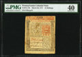 Colonial Notes:Pennsylvania, Francis Hopkinson Signed Pennsylvania March 20, 1771 15s PMG Extremely Fine 40.. ...