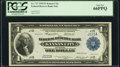 Fr. 737 $1 1918 Federal Reserve Bank Note PCGS Gem New 66PPQ