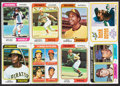 Baseball Cards:Sets, 1974 Topps Baseball Complete Set (660) and Traded Set (44). ...