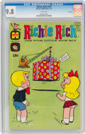 Bronze Age (1970-1979):Humor, Richie Rich #101 File Copy (Harvey, 1971) CGC NM/MT 9.8 White pages....