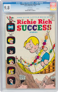 Silver Age (1956-1969):Humor, Richie Rich Success Stories #28 File Copy (Harvey, 1969) CGC NM/MT 9.8 White pages....