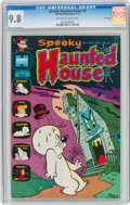 Bronze Age (1970-1979):Humor, Spooky Haunted House #4 File Copy (Harvey, 1973) CGC NM/MT 9.8 Off-white to white pages....