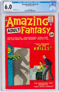 Silver Age (1956-1969):Science Fiction, Amazing Adult Fantasy #8 (Marvel, 1962) CGC FN 6.0 Off-whi...
