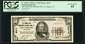 National Bank Notes:California, Los Angeles, CA - $50 1929 Ty. 1 The Farmers & Merchants National Bank Ch. # 6617 PCGS Extremely Fine 45.. ...