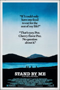 "Movie Posters:Adventure, Stand By Me (Columbia, 1986). Folded, Very Fine. One Sheet (27"" X 41""). Adventure.. ..."