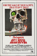 """Movie Posters:Horror, The Legend of Hell House & Other Lot (20th Century Fox, 1973). Folded, Fine+. One Sheets (2) (27"""" X 41""""). Horror.. ... (Total: 2 Items)"""