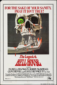 "The Legend of Hell House & Other Lot (20th Century Fox, 1973). Folded, Fine+. One Sheets (2) (27"" X 41"")..."