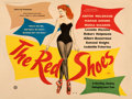 Movie Posters:Fantasy, The Red Shoes (Eagle Lion, 1948). Fine- on Linen. ...