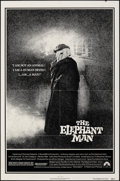 "Movie Posters:Drama, The Elephant Man (Paramount, 1980). Folded, Fine/Very Fine. One Sheet (27"" X 41""). Drama.. ..."