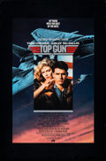 """Movie Posters:Action, Top Gun & Other Lot (Paramount, 1986). Rolled, Very Fine+. One Sheets (2) (27"""" X 41"""" & 26.75"""" X 39.75"""") SS. Action.. ... (Total: 2 Items)"""
