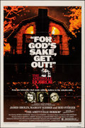 """The Amityville Horror & Other Lot (American International, 1979). Folded, Very Fine. One Sheets (2) (27"""" X 41&q..."""