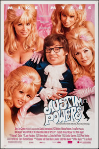 Austin Powers: International Man of Mystery & Other Lot (New Line, 1997). Rolled, Overall: Fine/Very Fine. One Sheet...
