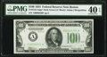 Fr. 2152-A* $100 1934 Federal Reserve Note. PMG Extremely Fine 40 EPQ