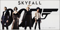 "Skyfall (MGM, 2012). Rolled, Very Fine. Indian Six Sheet (53"" X 108""). James Bond"