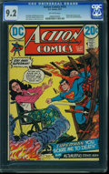 Bronze Age (1970-1979):Superhero, Action Comics #416 (DC, 1972) CGC NM- 9.2 Off-white pages.