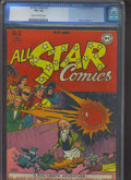 Golden Age (1938-1955):Superhero, All Star Comics #31 (DC, 1946) CGC VF+ 8.5 Cream to off-white pages.