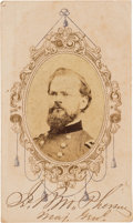 Photography:CDVs, James McPherson Signed Carte de Visite