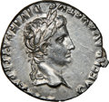 Ancients:Roman Imperial, Ancients: Augustus (27 BC-AD 14). AR denarius (21mm, 3.88 gm, 1h). NGC Choice AU 4/5 - 4/5. ...