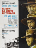 """Movie Posters:Western, The Good, The Bad and the Ugly (United Artists, 1968). French Petite (23"""" X 31""""). The Man with No Name became Clint Eastwood..."""