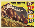 "Movie Posters:Animated, Dumbo (RKO, 1941). Lobby Cards (2) (11"" X 14""). Animated....(Total: 2 Items)"