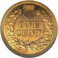 Proof Indian Cents: , 1862 1C PR66 Cameo NGC. The 1862 proof cents have a mintage of approximately 550 specimens, a steep fall from the four-figu...