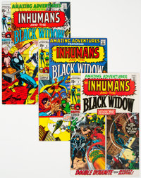 Amazing Adventures #1-8 Group (Marvel, 1970-71) Condition: VF/NM.... (Total: 8 Comic Books)