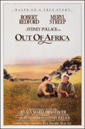 "Movie Posters:Drama, Out of Africa & Other Lot (Universal, 1985). Rolled, Very Fine. One Sheets (2) (27"" X 41"") SS, Advance. Drama.. ... (Total: 2 Items)"