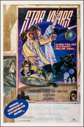 Movie Posters:Science Fiction, Star Wars (20th Century Fox, 1977). Rolled, Very Fine....