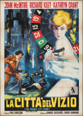 "Movie Posters:Film Noir, The Phenix City Story (Allied Artists, R-1963). Folded, Fine/Very Fine. Italian 2 - Fogli (39.25"" X 55.25"") Renato Casaro Ar..."