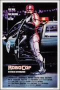 """Movie Posters:Action, RoboCop (Orion, 1987). Rolled, Very Fine/Near Mint. One Sheet (27"""" X 41"""") SS. Mike Bryan Artwork. Action.. ..."""