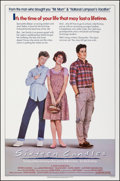 """Movie Posters:Comedy, Sixteen Candles (Universal, 1984). Rolled, Very Fine/Near Mint. One Sheet (27"""" X 41""""). Comedy.. ..."""