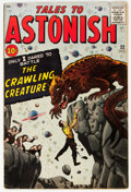Silver Age (1956-1969):Horror, Tales to Astonish #22 (Marvel, 1961) Condition: FN.