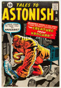 Silver Age (1956-1969):Horror, Tales to Astonish #25 (Marvel, 1961) Condition: VG/FN....