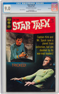 Silver Age (1956-1969):Science Fiction, Star Trek #5 File Copy (Gold Key, 1969) CGC VF/NM 9.0 Off-white to white pages....