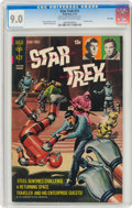 Bronze Age (1970-1979):Science Fiction, Star Trek #13 File Copy (Gold Key, 1972) CGC VF/NM 9.0 Off-white to white pages....