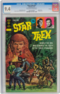 Bronze Age (1970-1979):Science Fiction, Star Trek #17 File Copy (Gold Key, 1973) CGC NM 9.4 Off-white to white pages....