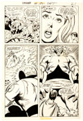 Original Comic Art:Panel Pages, Dave Cockrum and Murphy Anderson Superboy #190 Story Page 4 Original Art (DC Comics, 1972).. ...