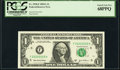 Fr. 1930-F $1 2003A Federal Reserve Note. PCGS Superb Gem New 68PPQ