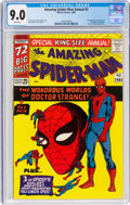 Silver Age (1956-1969):Superhero, The Amazing Spider-Man Annual #2 (Marvel, 1965) CGC VF/NM ...