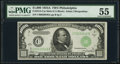 Small Size:Federal Reserve Notes, Fr. 2212-C $1,000 1934A Mule Federal Reserve Note. PMG About Uncirculated 55.. ...