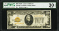 Small Size:Gold Certificates, Fr. 2402* $20 1928 Gold Certificate. PMG Very Fine 30 EPQ.. ...