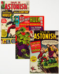 Silver Age (1956-1969):Superhero, Tales to Astonish Group of 15 (Marvel, 1963-66) Condition: Average VG+.... (Total: 15 )