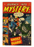 Golden Age (1938-1955):Horror, Journey Into Mystery #7 (Atlas, 1953) Condition: FN-....