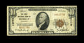 National Bank Notes:Kentucky, Murray, KY - $10 1929 Ty. 1 The First NB Ch. # 10779. ...