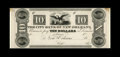 Obsoletes By State:Louisiana, New Orleans, LA- The City Bank $10 G20 Proof. ...