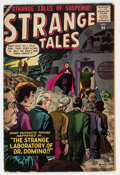 Silver Age (1956-1969):Horror, Strange Tales #64 (Atlas, 1958) Condition: VG/FN....