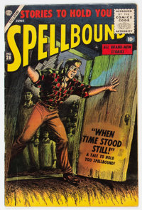 Spellbound #28 (Atlas, 1956) Condition: FN+