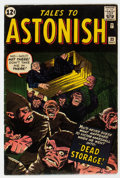 Silver Age (1956-1969):Horror, Tales to Astonish #33 (Marvel, 1962) Condition: FN-....
